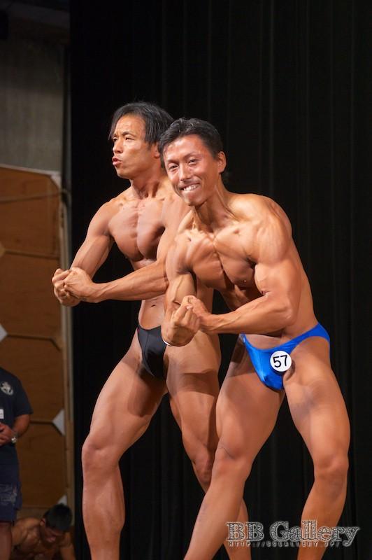 【2013埼玉:75kg超】(59)高橋冬樹、(57)久保田達也