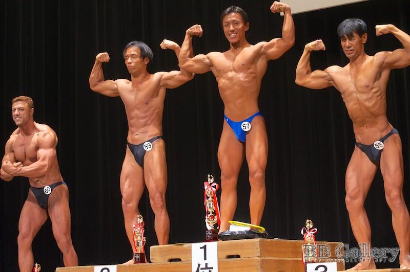 【2013埼玉:75kg超】(60)アルマスィ・ダブド、(59)高橋冬樹、(57)久保田達也、(55)吉田晴之
