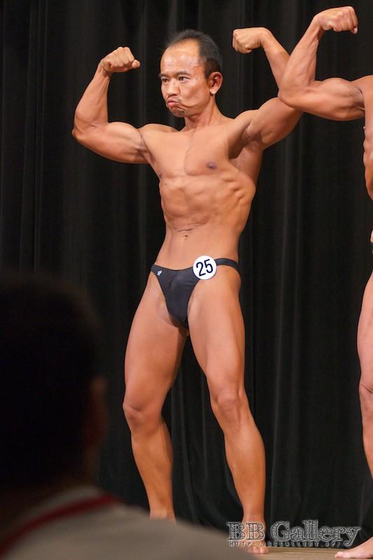【2013埼玉:60kg】(25)山縣英夫(43才/164cm/ボ歴:3年)