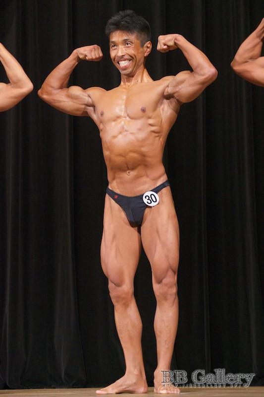 【2013埼玉:60kg】(30)髙橋勝己(42才/165cm/ボ歴:10年2ヶ月)