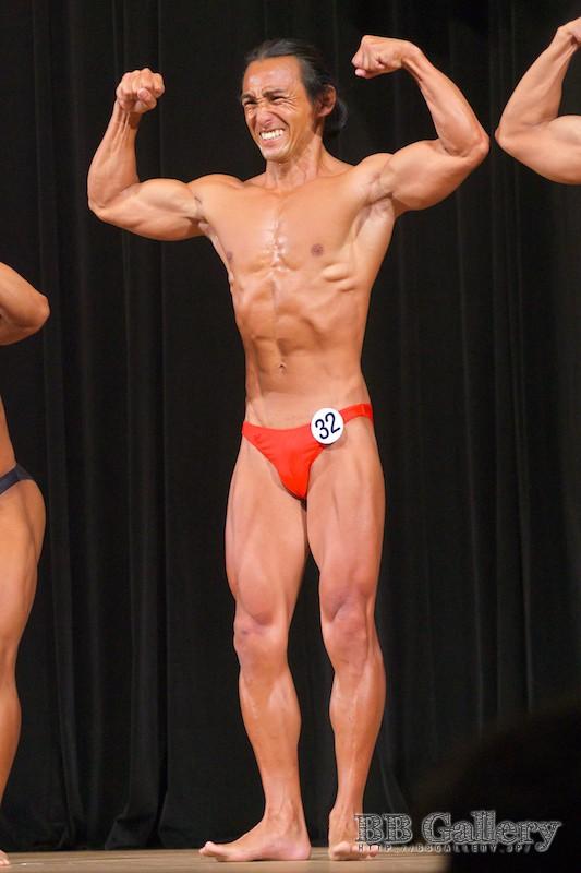 【2013埼玉:60kg】(32)水澤隆幸(39才/167cm/ボ歴:10年6ヶ月)