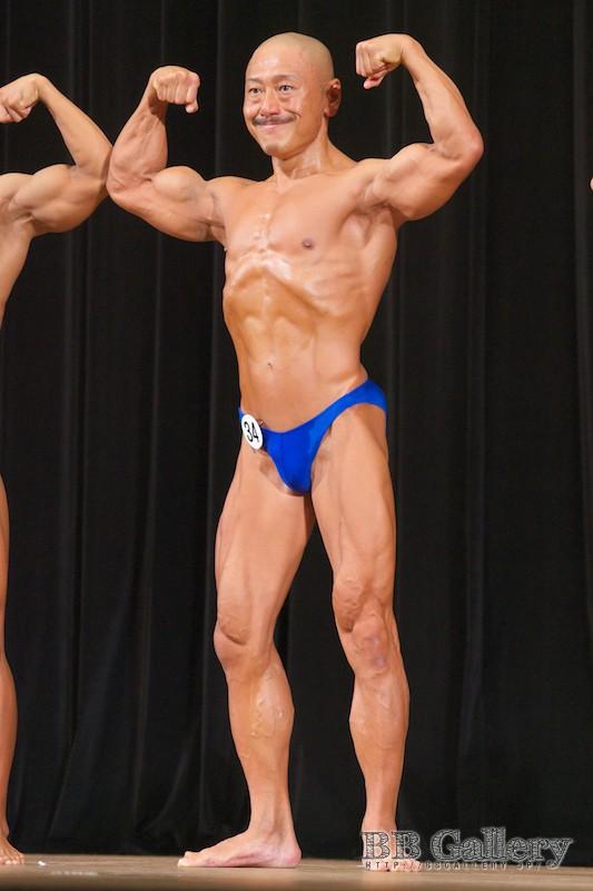 【2013埼玉:65kg】(34)吉田悟(41才/163cm/ボ歴:3年6ヶ月)
