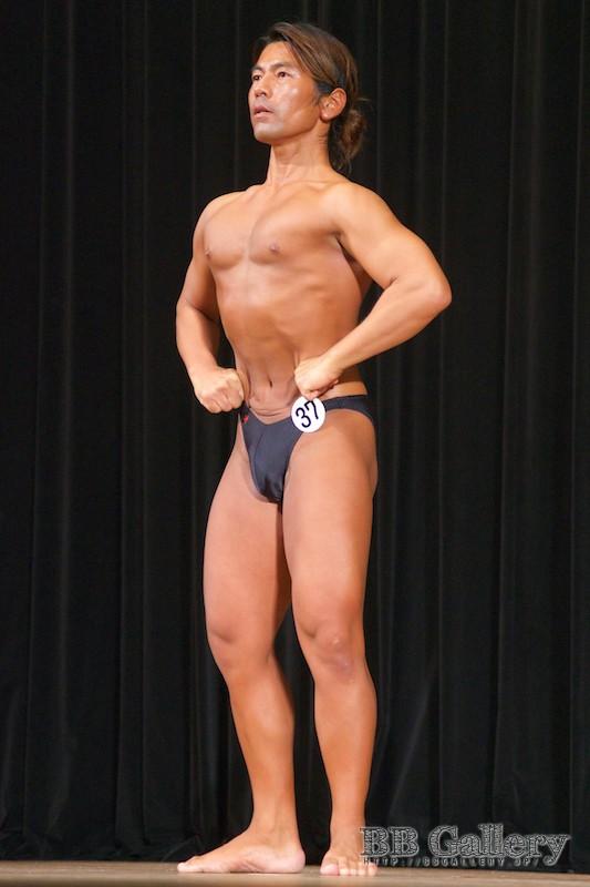 【2013埼玉:65kg】(37)齋藤哲也(39才/168cm/ボ歴:27年)