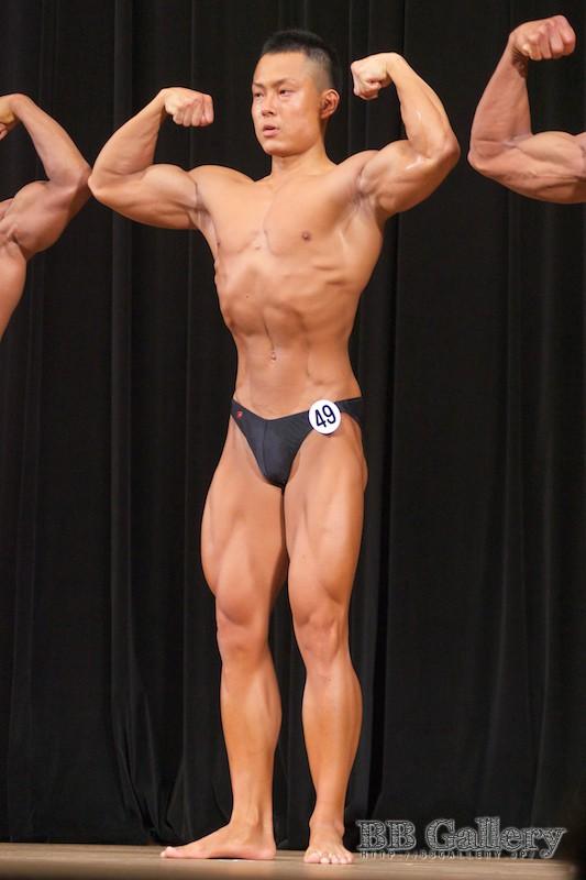 【2013埼玉:75kg】(49)髙橋篤司(24才/174cm/ボ歴:4年)