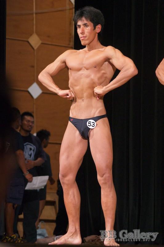 【2013埼玉:75kg】(53)小島雅寿(37才/180cm/ボ歴:10年)