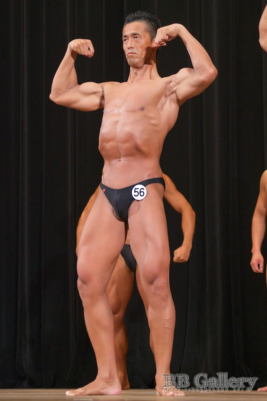 【2013埼玉:75kg超】(56)小泉友禎(45才/180cm/ボ歴:10年)