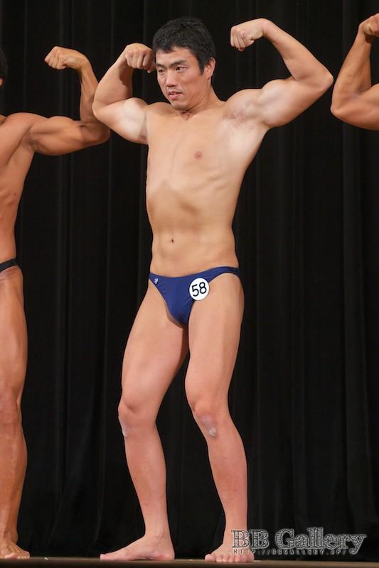 【2013埼玉:75kg超】(58)高麗伸弘(38才/180cm/ボ歴:20年)