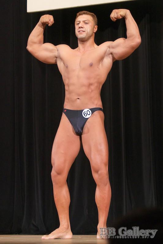 【2013埼玉:75kg超】(60)アルマスィ・ダブド(37才/188cm/ボ歴:17年4ヶ月)