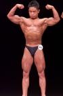 【2013東京オープン65Kg級】(5)木村駿介(24才/165cm/65kg/ボ歴:5年)