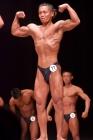 【2013東京オープン65Kg級】(11)穴沢基樹(27才/169cm/64kg/ボ歴:3年)