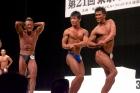 【2013東京オープン65Kg級:表彰式-6】(14)戸塚順久(35才)、(12)坂井善智(28才)、(10)竹迫真嗣(27才)