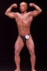 【2013東京オープン75Kg超級】(1)雨谷浩一郎(38才/169cm/77kg/ボ歴:1年)