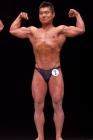 【2013東京オープン75Kg超級】(2)高橋直裕(38才/171cm/76kg/ボ歴:5年)