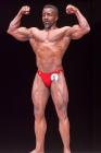 【2013東京オープン75Kg超級】(6)オスカー ウバジャ ジュード(45才/173cm/80kg/ボ歴:15年)