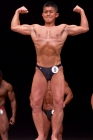 【2013東京オープン75Kg超級】(9)平野正洋(46才/178cm/84kg/ボ歴:3年)