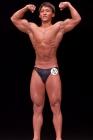 【2013東京オープン75Kg超級】(10)赤木友仁(23才/179cm/78kg/ボ歴:2年)