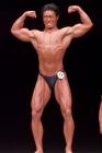 【2013東京オープン75Kg超級】(11)野村昇平(31才/183cm/80kg/ボ歴:3年)