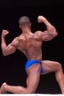 【2013東京オープン75Kg超級:FP】(6)オスカー ウバジャ ジュード(45才/173cm/80kg)