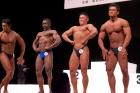 【2013東京オープン75Kg超級:表彰式-4】(11)野村昇平(31才)、(6)オスカー ウバジャ ジュード(45才)、(5)菅野元気(25才)、(4)吉田遵(28才)