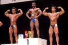 【2013東京オープン75Kg超級:表彰式-15】(4)吉田遵(28才)、(6)オスカー ウバジャ ジュード(45才)、(3)斎藤裕樹(29才)