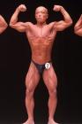 【2014東京オープン 75Kg級】(2)雨谷浩一郎(39才/168cm/72kg/ボ歴:1年)