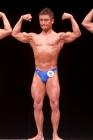 【2014東京オープン 75Kg級】(8)小嶋浩史(44才/173cm/72kg/ボ歴:4年)