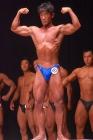 【2014東京オープン 75Kg級】(15)柴田正浩(44才/175cm/72kg/ボ歴:4年)