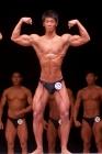 【2014東京オープン 75Kg級】(23)岡崎智也(27才/180cm/72kg/ボ歴:1年)