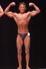 【2014東京オープン 40才以上級】(1)齋藤貴志(43才/167cm/65kg/ボ歴:6年)