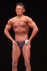 【2014東京オープン 40才以上級:FP】(1)齋藤貴志(43才/167cm/65kg/ボ歴:6年)
