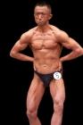 【2014東京オープン 40才以上級:FP】(5)内田育雄(48才/175cm/70kg/ボ歴:3年)