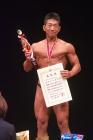 【2014東京オープン 40才以上級】(3)松本泰典(46才)