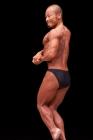 【2014東京オープン 60Kg級:予選FP】(4)岩井信行(27才/160cm/60kg)