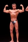 【2014東京オープン 65Kg級:予選FP】(18)淵上健司(48才/170cm/65kg)