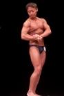 【2014東京オープン 70Kg級:予選FP】(5)松井利祐(42才/167cm/69kg)