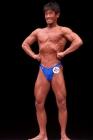 【2014東京オープン 75Kg級:予選FP】(15)柴田正浩(44才/175cm/72kg)