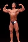 【2014東京オープン 75Kg超級:予選FP】(2)斎藤裕樹(30才/171cm/80kg)