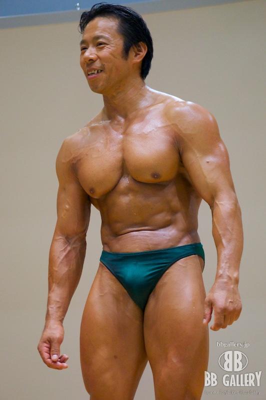 SPORTEC夏祭り2015:村松幸大選手(2014日本マスターズ40才以上の部優勝)