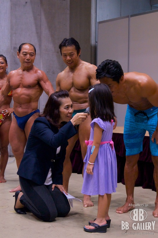 SPORTEC夏祭り2015:蜂須貢選手、村松幸大選手、斎藤真人選手