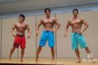 SPORTEC夏祭り2015:有馬康泰選手、斎藤真人選手、徳久大器選手