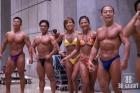 SPORTEC夏祭り2015:佐藤茂男選手、豊島悟選手、山野内里子選手、大澤直子選手、蜂須貢選手