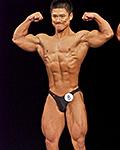 (13)松尾幸作(33才/164cm/70kg/ボ歴:15年)愛知代表