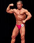 (21)兜森剛(43才/166cm/73kg/ボ歴:20年)神奈川代表