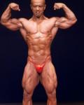 (22)福田博一(44才/166cm/73kg/ボ歴:24年)神奈川代表