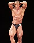 (23)小田敏郎(41才/166cm/75kg/ボ歴:12年)愛知代表