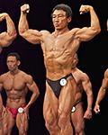 (25)山田賴一(55才/166cm/77kg/ボ歴:28年)静岡代表