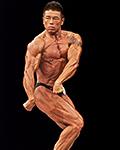 (27)郷直樹(44才/167cm/72kg/ボ歴:24年)東京代表