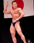 (33)谷野義弘(50才/169cm/78kg/ボ歴:30年)東京代表