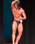 (36)野澤尚一郎(25才/170cm/77kg/ボ歴:8年)神奈川代表