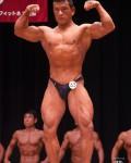 (43)小島良司(56才/174cm/83kg/ボ歴:29年)埼玉代表